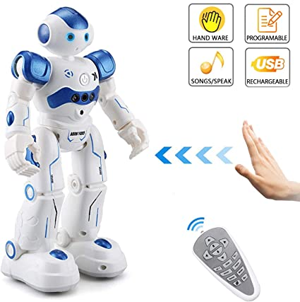 Dancing Intelligent Toy Robot Gesture Control Programmable USB RC Kids Gift USA