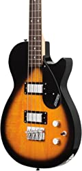 Gretsch G2224 Junior Jet Electric Bass Guitar II - Tobacco Sunburst