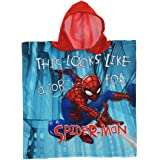 Poncho Playa Spiderman