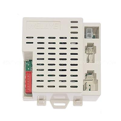 可愛い WELLYE Control Box Match 2 4G Bluetooth Remote Control