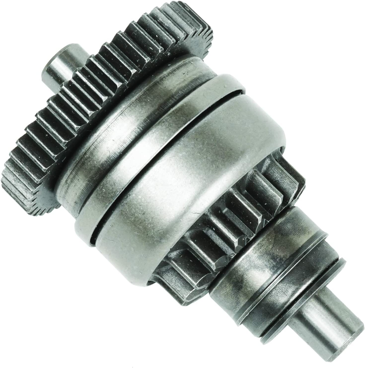 CALTRIC STARTER DRIVE GEAR BENDIX compatible with Can-Am Bombardier 420684052 420684050 420684051
