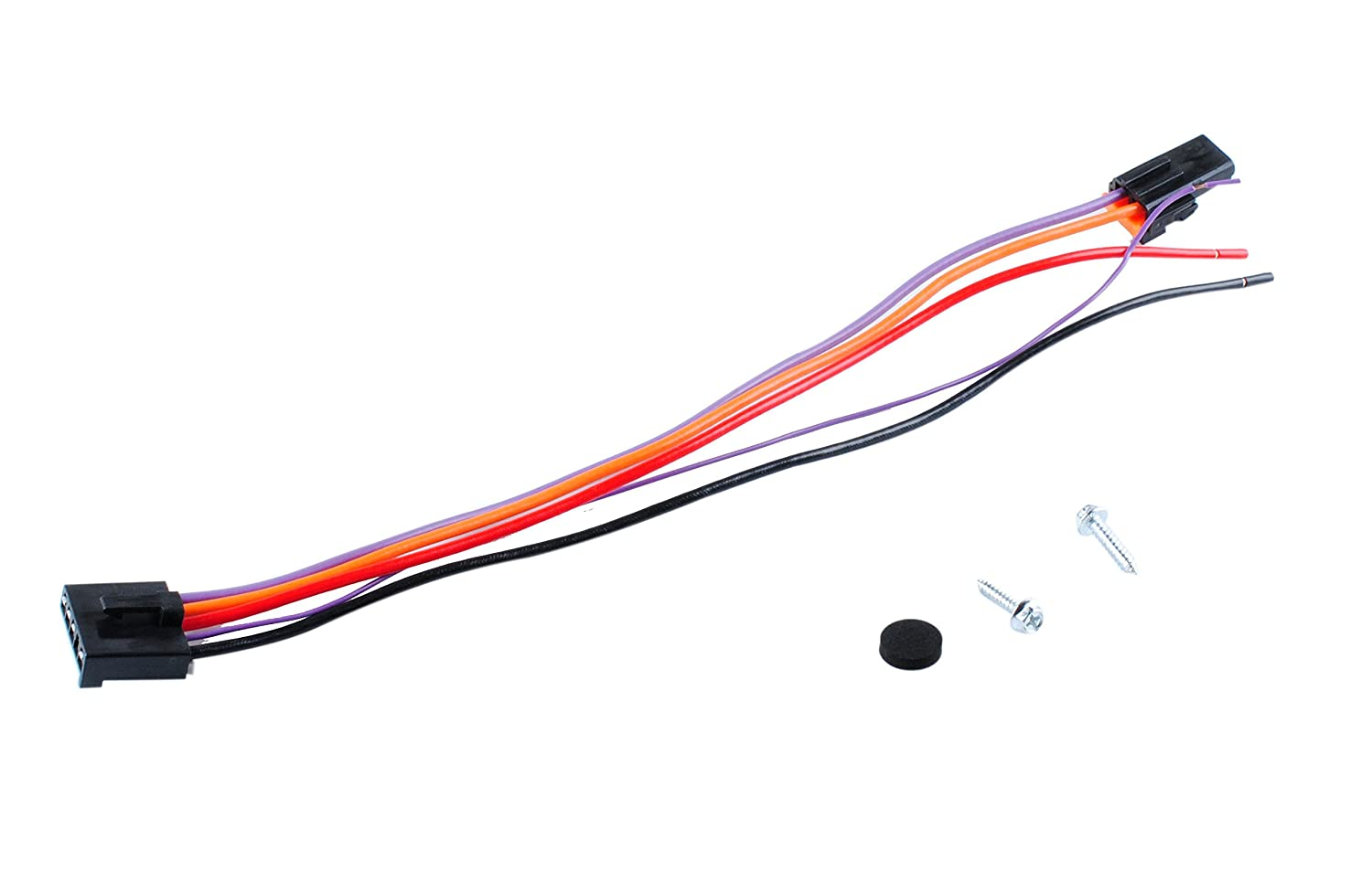 Podoy 15 81773 Blower Control Module For Gm Heating And Bravada Wire Harness Air Conditioning 19260762 Replacement Parts Automotive
