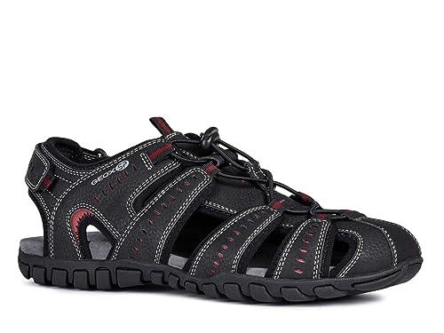 geox schwarze sandalen
