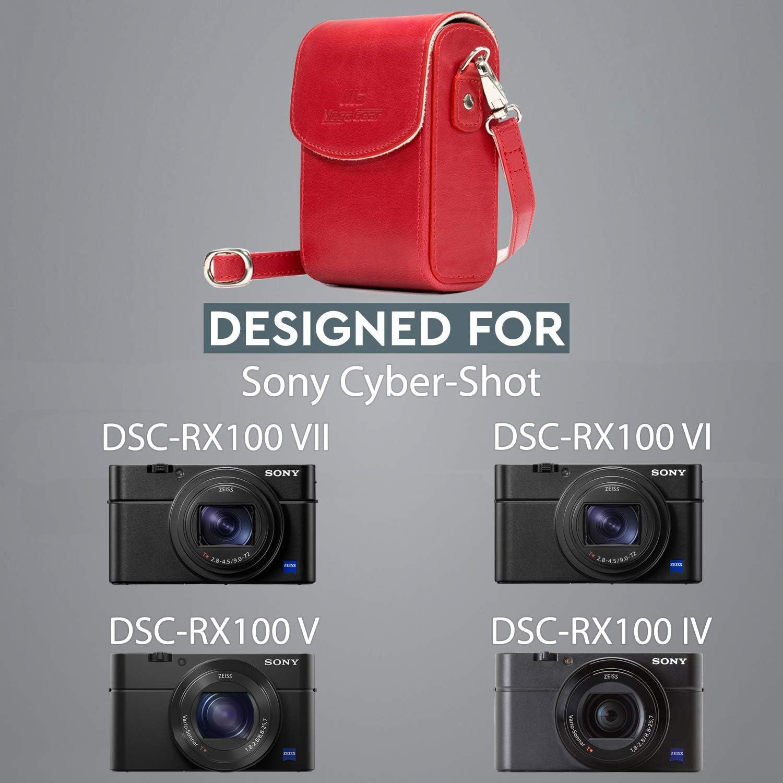 Megagear Mg1562 Sony Cyber Shot Dsc Rx100 Vi Dsc Rx100 Kamera