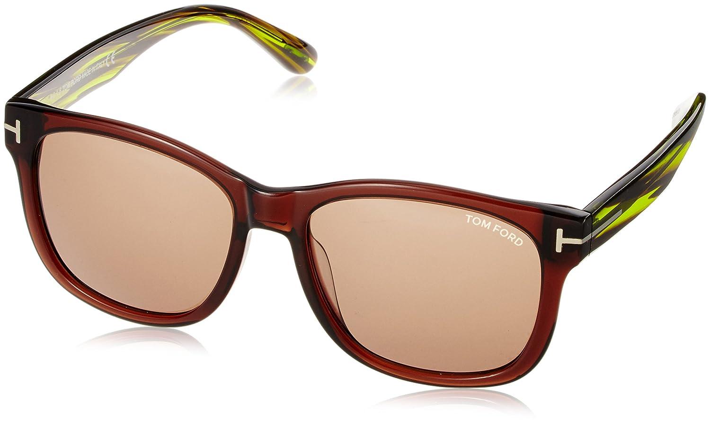 Cooper Green//Brown Tom Ford Mens Designer Sunglasses 57-17-145