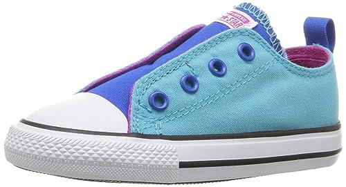 1e46f67ffa6 Converse Kids  CTAS Simple - Zapatillas de Deporte para niños (Ox ...