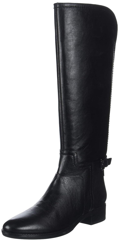 Geox C9999) D Felicity B, Noir (Black Bottes Hautes Femme Noir (Black C9999) a28781f - conorscully.space