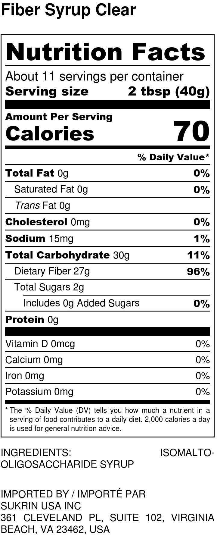 Sukrin Sweetener Kit - 4 Items: Sukrin Gold, Sukrin:1, Sukrin Fiber Syrup Gold, Sukrin Fiber Syrup Clear by Sukrin