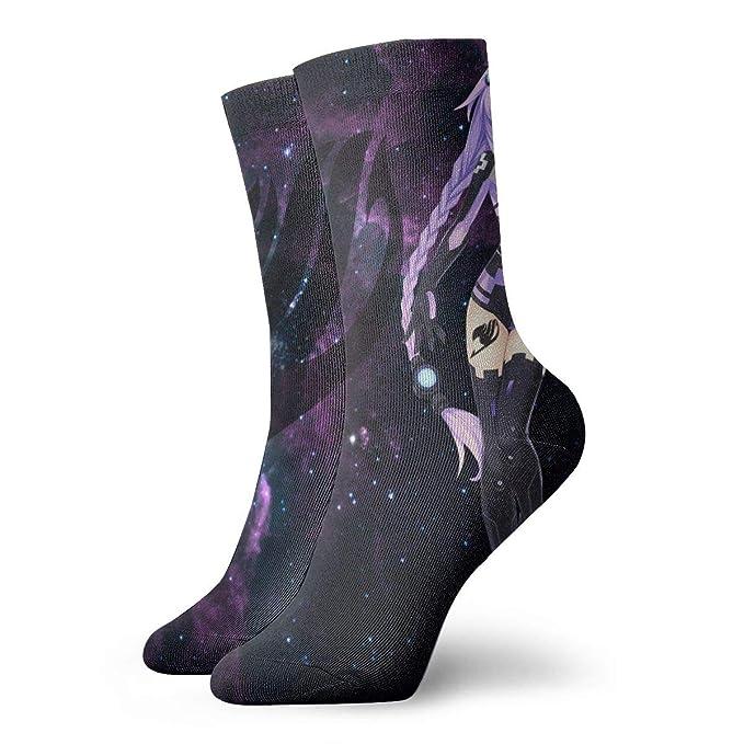 43e0ba30a3 Amazon.com: Boys&Girls Fa-iry T-aiL Neptune Casual Crew Socks ...
