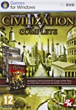 Sid Meier's Civilization IV: Complete (PC DVD) [Importación inglesa]