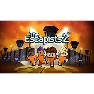 The Escapists 2 - Nintendo Switch [Digital Code]