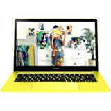 AVITA LIBER NS13A1IN020P 13.3-inch Laptop (Core i5-7Y54/8GB/512SSD/Windows 10 Home/Integrated Graphics), Sunflower Yellow