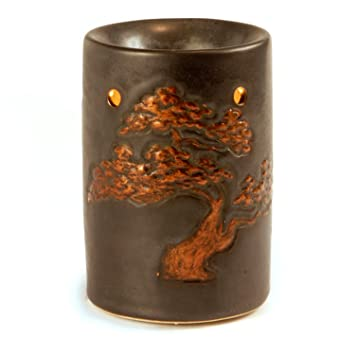 Amazon.com: Bonsai Tree Electric Mini Candle Wax Warmer ...