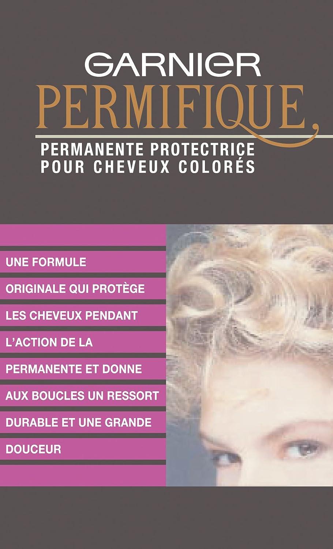Garnier - Permifique - Permanente - Protectrice Cheveux Colorés - Lot de 2 Garnier Permifique