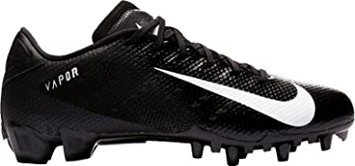 d958e9c57f7d Nike Vapor Untouchable 3 Speed Men's Football Cleat - Black: Amazon ...