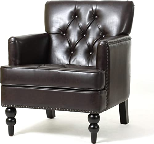 Deal of the week: Christopher Knight Home Malone Leather Club Chair