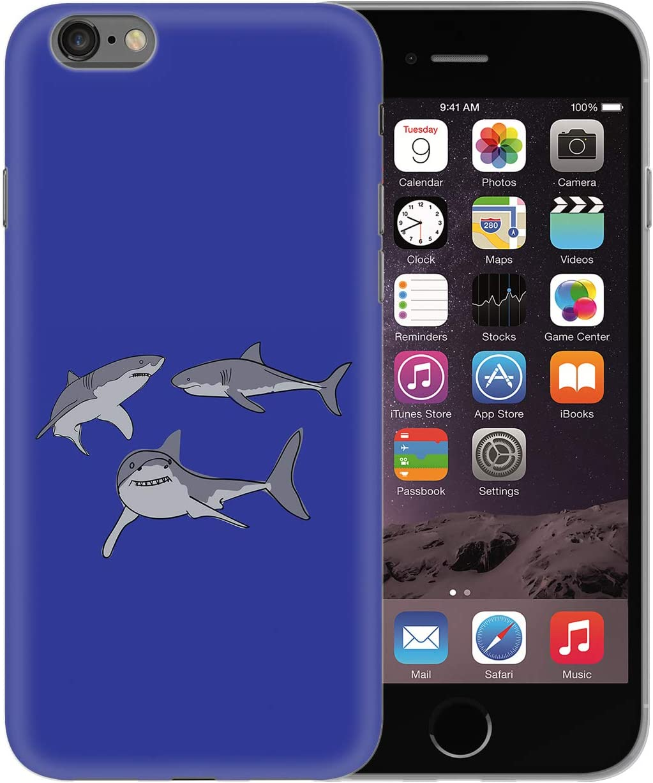 Shark Around You Danger_BEN2228 Protective Phone Mobile Smartphone ...