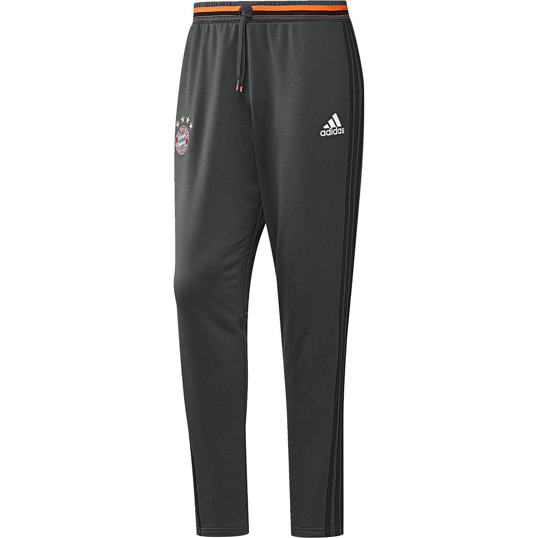 adidas Herren Fußballhose FC Bayern München Hose DGH Solid Grey ADIEY|#adidas AO0301