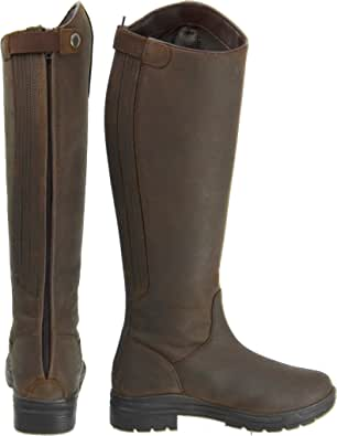 HyLAND Adults Waterford Winter Country Riding Boots