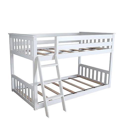Low Profile Bunk Beds Amazon Com