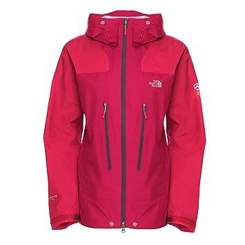 716537d370 The North Face Meru Blouson pour femmes en tissu Gore-Tex Active Barberry  Pink (