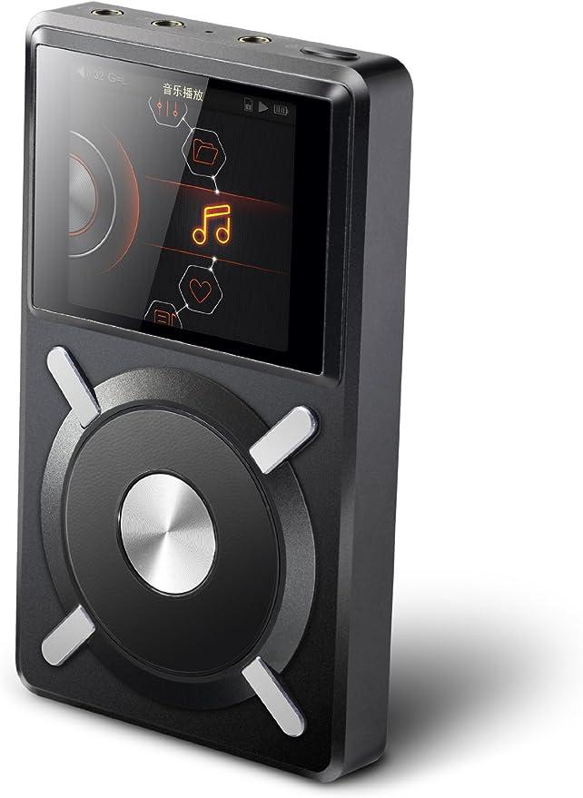 Fiio X5 High Resolution Musik Player Audio Hifi