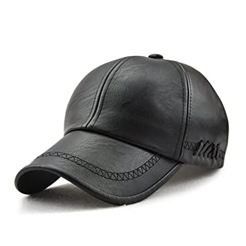 beanie Gorro de invierno | gorra de béisbol | hombres de invierno de bordados de tipo gorra de béisbol | sombreros de los hombres, negro: Amazon.es: ...