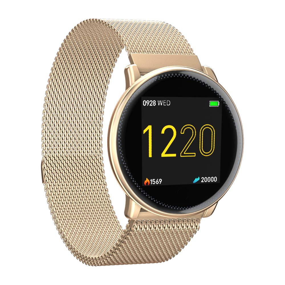 Smart Watch for Android and iOS Phone 2019 Version IP67 Waterproof,UMIDIGI Fitness Tracker Watch with Pedometer Heart Rate Monitor Sleep ...