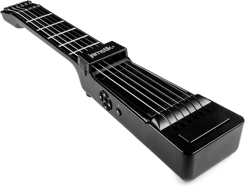 Jamstik+ - Guitarra eléctrica MIDI portátil para principiantes y ...
