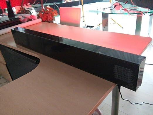 PANTALLA LED PROGRAMABLE PARA EXTERIOR E INTERIOR/LETRERO LUMINOSO/CARTEL/ROTULO LED (96 * 16 cm, ROJO) PROGRAMMABLE LED SIGN PROGRAMMABLE LED DISPLAY: ...