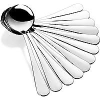 GerTong Juego de cucharas soperas de Acero Inoxidable
