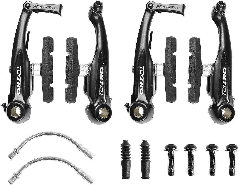 Tektro 930AL Mini V Brake Pull Front & Rear Brakes For BMX Cyclocross Road