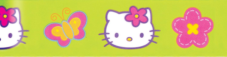 Offray Hello Kitty Craft Ribbon 1 1//2-Inch x 9-Feet Zebra Hearts