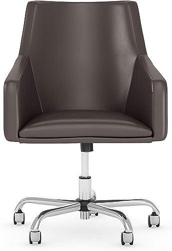 Bush Furniture Somerset Mid Back Box Chair