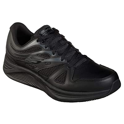 Skechers Work Relaxed Fit Skyline SR Mens Slip Resistant Sneakers: Shoes