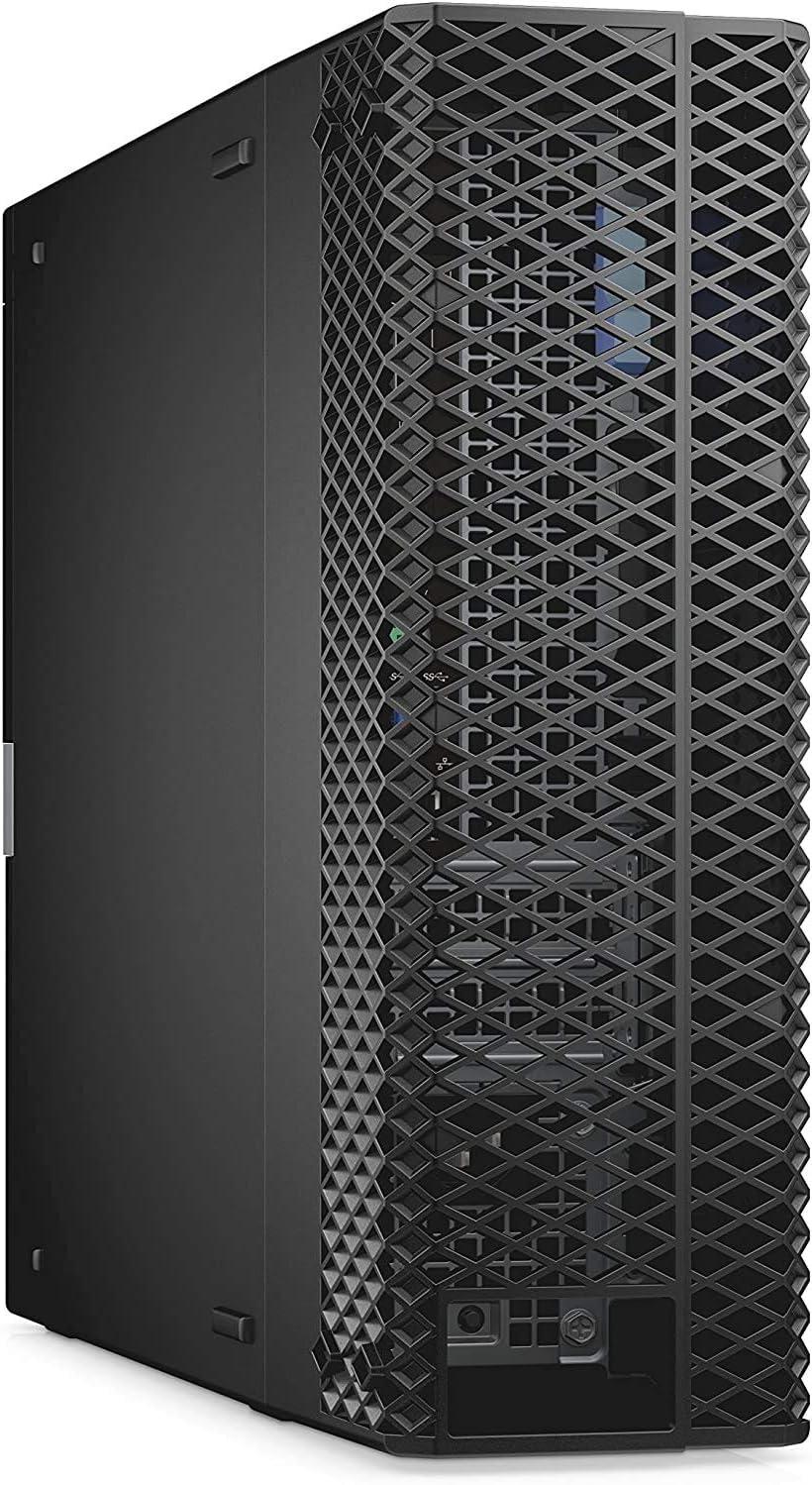 Dell OptiPlex 7070 Small Form Factor | Intel 9th Gen i7-9700 (8 Core, 3GHz) | 16GB DDR4 | 256GB Solid State Drive | Win 10 Pro (Renewed)