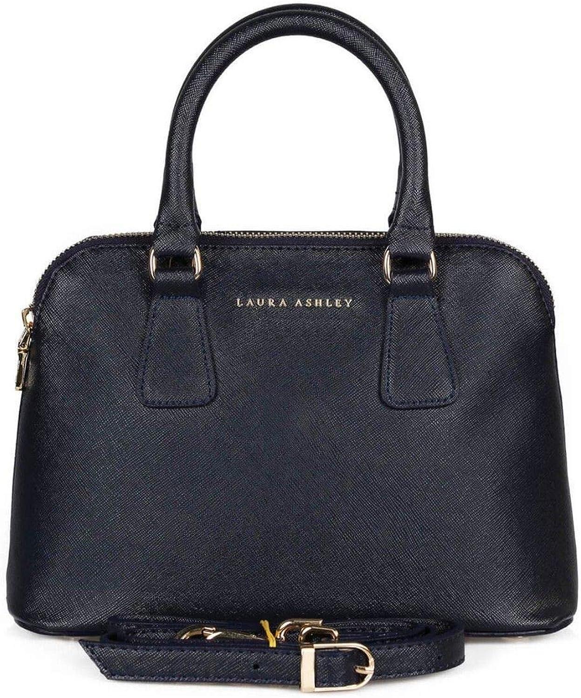 Laura Ashley Grab bag color navy: Amazon.co.uk: Shoes & Bags