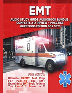 EMT STUDY GUIDE - EMT Basic Audio Study Guide - Perfect for
