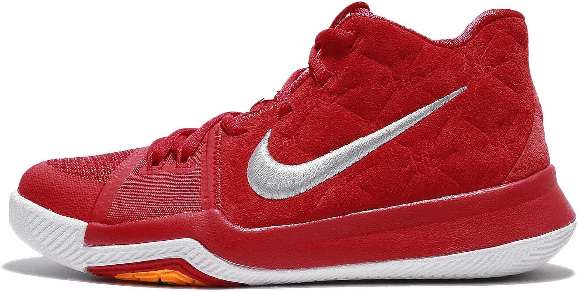 Nike Kids Kyrie 3 GS, University Red