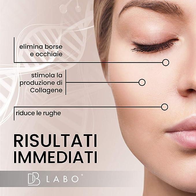 dblabo  Dblabo Trattamento Intensivo Occhi Gel Idratante - Combatte ...