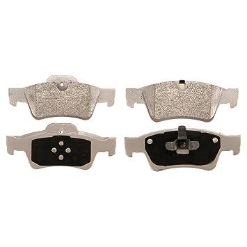Disc Brake Pad Set-ThermoQuiet Disc Brake Pad Front Wagner MX866