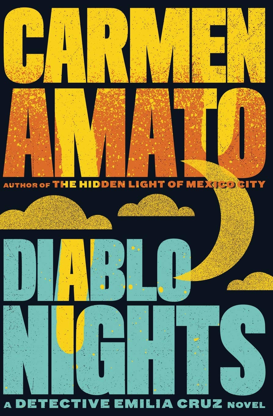 Amazon.com: Diablo Nights: An Emilia Cruz Novel ...