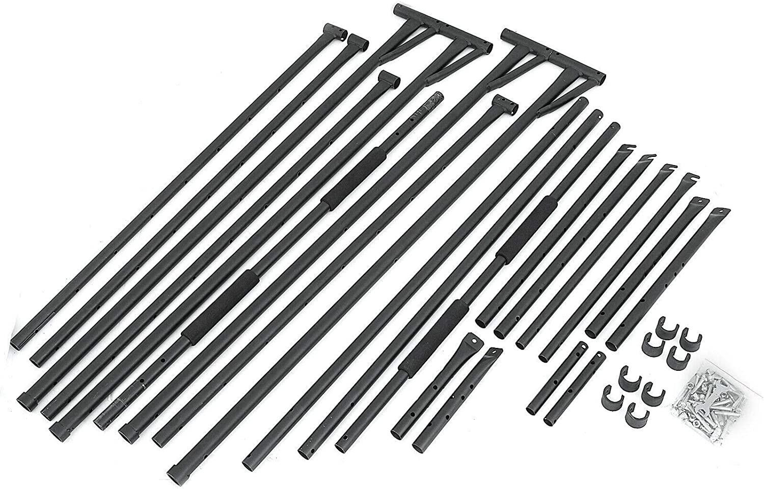 Pull up Bar Tool Kit Bodybuilding Fitness Gym Weight Lifting Dip Stand Pushup Home Gym Sports Outdoor Fitness Exercise Strength Training Equipment Chin up Tower Station Steel Rubber Collodion Solid
