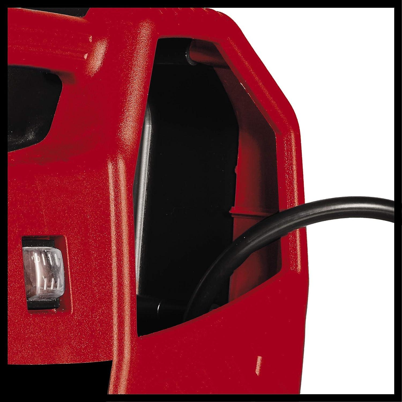 Rojo Negro Einhell 4010486 Compresor de malet/ín