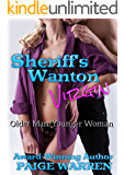 Sheriff's Wanton Virgin (Steamy Older Man Younger Woman Story)