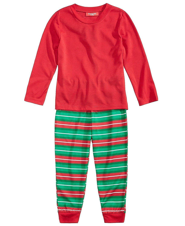 正式的 Family Pajamas SLEEPWEAR ユニセックスベビー 14-16 Holiday Family Stripe Pajamas 14-16 B07CJS52KH, シャリキムラ:c989df21 --- a0267596.xsph.ru