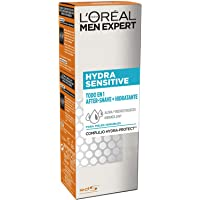 L'Oréal Paris Men Expert Cuidado Hidratante Pieles Sensibles Hydra Sensitive - 75 ml