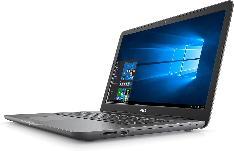 Dell Gaming Inspiron 17.3in FHD Laptop (7th Generation i7, 16GB RAM, 2 TB HDD) (i5767-6370GRY) (Renewed)