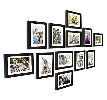 Buy Painting Mantra Art Strret Zig Zag Wall Photo Frames (Glass, 6 x ...