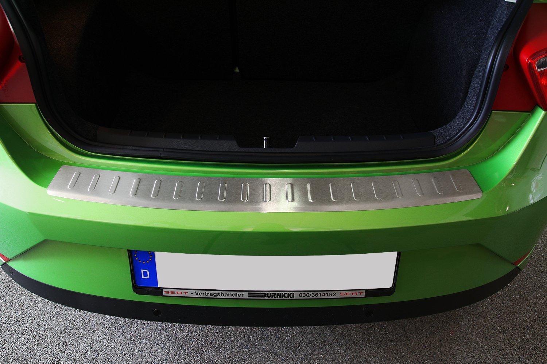 Tuning-Art 707 Edelstahl Ladekantenschutz mit Abkantung fahrzeugspezifische Passform